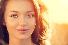 dziewczyna piękno dziewczyna zdjęcie stock
