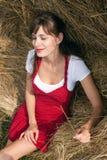 dziewczyna piękny portret Obraz Stock