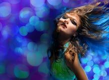 dziewczyna piękny portret Zdjęcie Royalty Free