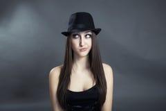 dziewczyna piękny portret Obraz Royalty Free