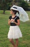 dziewczyna piękny rosjanin Zdjęcie Royalty Free