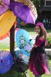 dziewczyna pirat Obrazy Stock