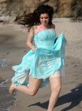 dziewczyna plażowa Obraz Stock