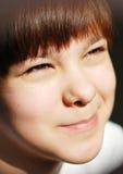 dziewczyna portret Obrazy Stock