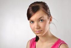 dziewczyna portret Fotografia Royalty Free