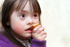 dziewczyna portret zdjęcie stock