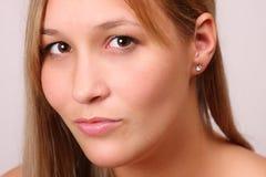 dziewczyna portret zdjęcia stock