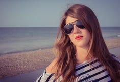 dziewczyna portret dość nastolatków zdjęcia stock