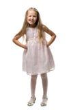 dziewczyna szczwana Zdjęcie Royalty Free