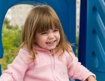 dziewczyna target2011_0_ trochę Zdjęcia Royalty Free