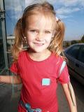 dziewczyna trochę Fotografia Royalty Free