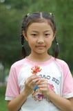 dziewczyna uśmiech Zdjęcie Royalty Free