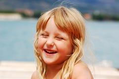 dziewczyna wakacje Zdjęcie Stock