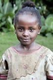 dziewczyna z portretu Zdjęcia Stock