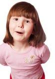 dziewczyna zaskakujący zaskakiwać target1136_0_ Fotografia Stock