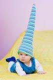 dziewczynka cukierki Obrazy Stock