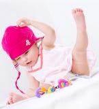 Dziewczynka portret fotografia royalty free
