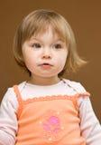 dziewczynka szczęśliwa Obrazy Stock