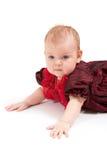 dziewczynka trochę Obraz Royalty Free