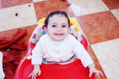 Dziewczynka uśmiech zdjęcie royalty free