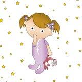 dziewczynki zabawka Obrazy Stock