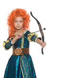 dziewczyny czarodziejska bajka Obraz Royalty Free