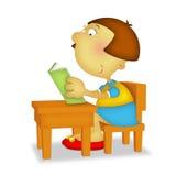 dziewczyny czytanie Obraz Stock