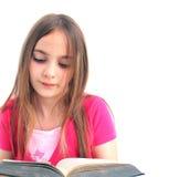 dziewczyny czytanie książki Fotografia Royalty Free