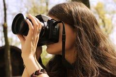 dziewczyny fotografia Zdjęcie Stock