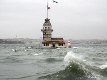 Dziewczyny Górują, Istanbuł, Turcja Zdjęcie Stock