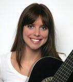 dziewczyny gitara Obraz Stock