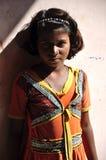 dziewczyny hindusa bieda Zdjęcia Royalty Free