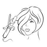 dziewczyny ilustracja Obraz Stock