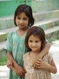 dziewczyny indyjskie Zdjęcia Stock