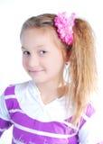 dziewczyny ja target1371_0_ Zdjęcia Stock