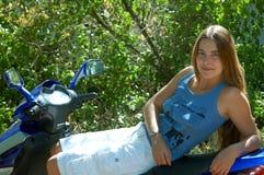 dziewczyny ja target1523_0_ Fotografia Royalty Free