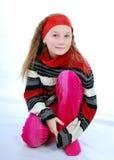 dziewczyny ja target1635_0_ Obrazy Royalty Free