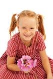 dziewczyny ja target434_0_ mały obrazy stock