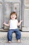dziewczyny ja target443_0_ Fotografia Stock