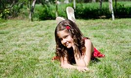 dziewczyny ja target4546_0_ Obraz Stock