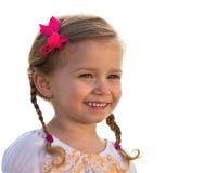 dziewczyny ja target550_0_ Fotografia Stock