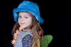dziewczyny ja target877_0_ mały Obrazy Royalty Free