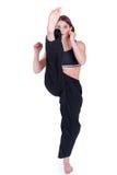 dziewczyny kungfu Zdjęcie Stock