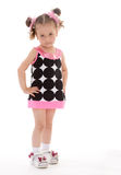 dziewczyny śliczny preschool Zdjęcia Stock