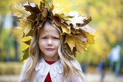 dziewczyny liitle portret dosyć Fotografia Royalty Free
