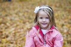 dziewczyny liitle portret dosyć Obraz Stock