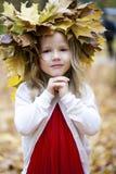 dziewczyny liitle portret dosyć Zdjęcie Royalty Free