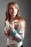 dziewczyny młodości Zdjęcie Royalty Free