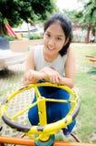 Dziewczyny młody nastoletni zdjęcie stock