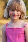 dziewczyny mały szczęśliwy zdjęcie royalty free